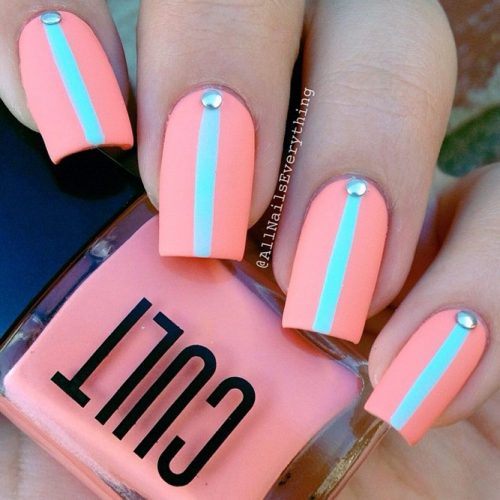Nifty Neon Nails
