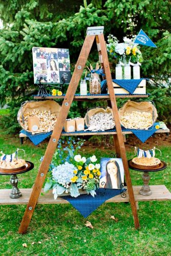 Ideas of Outdoor Party Decoration picture 2