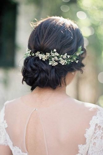 Amazing Hairstyle with flowers picture 5