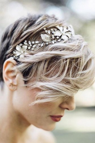 Lovely Wedding Hairstyles picture 1