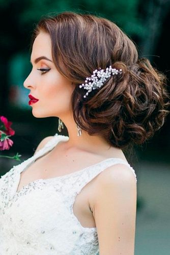 Romantic Wedding Hairstyle for Perfect Look picture 2