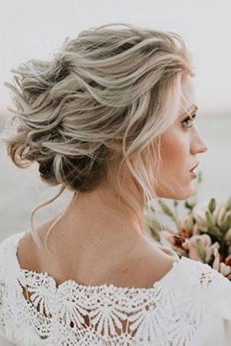 Lovely Wedding Hairstyles picture 3