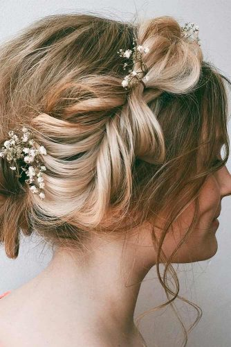 Lovely Wedding Hairstyles picture 4