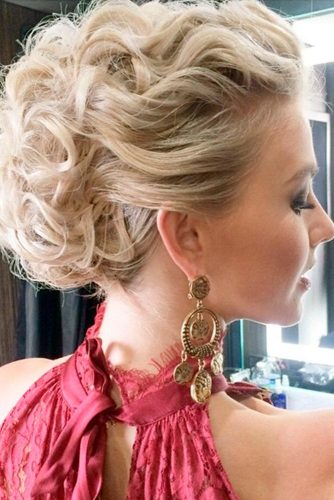 Lovely Wedding Hairstyles picture 6