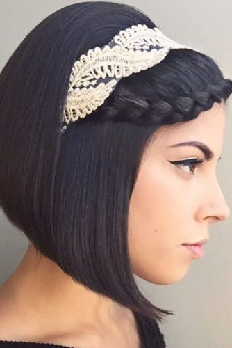 Elegant Hairstyles for Short Hair picture 2