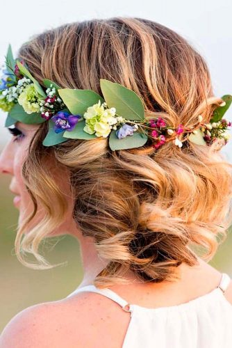 Pretty Hair Styles for Wedding picture 1