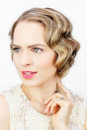 Pretty Hair Styles for Wedding picture 2