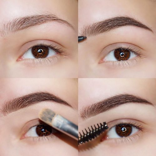Popular Tricks For Perfectly Beautiful Eyebrows picture 1