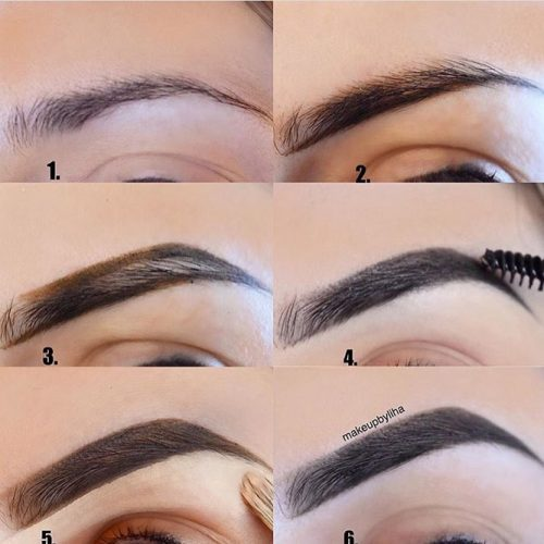 Easy Eyebrow Tutorials picture 2