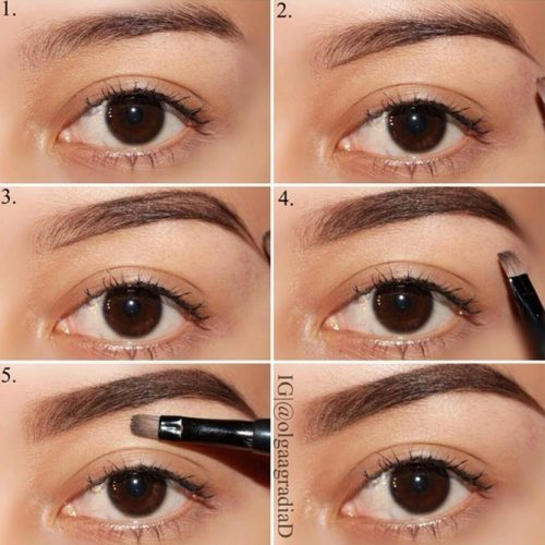 Easy Eyebrow Tutorials picture 3
