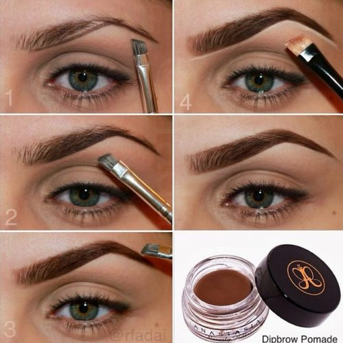 Easy Eyebrow Tutorials picture 4