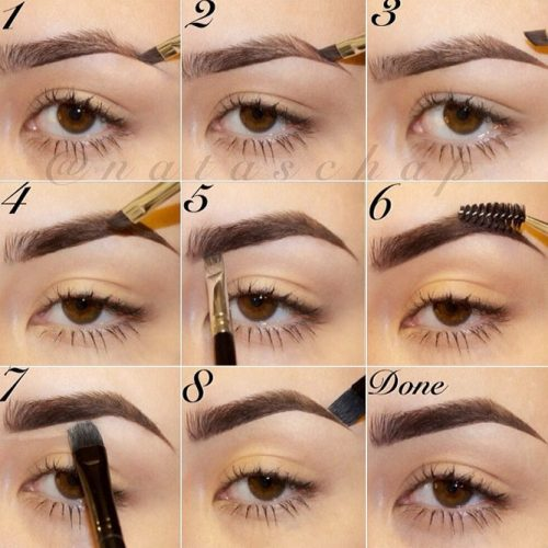 Easy Eyebrow Tutorials picture 5