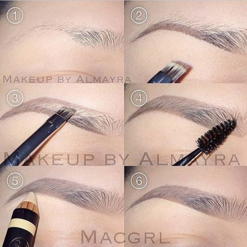 Easy Eyebrow Tutorials picture 6