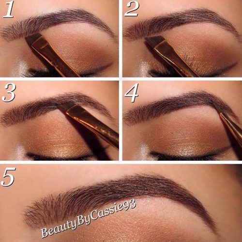 Everyday Brow Routine picture 3