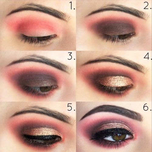 Eyes Makeup Tutorial Step By Step #makeuptutorial