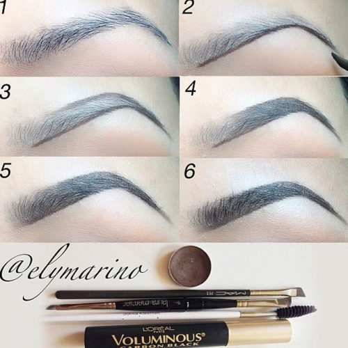 Everyday Brow Routine picture 4