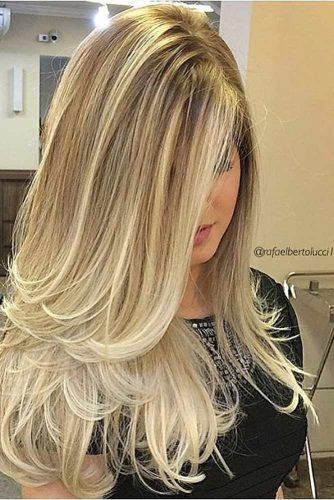 Chic Long Layered Haircuts for Blonde picture 1