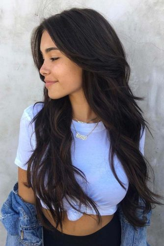 Stylish Looks for Long Layered Haircut picture 4