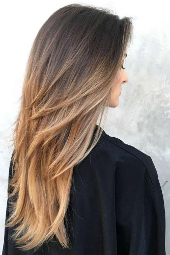 Charming Long Layered Haircut Looks picture 5