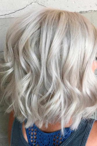 Layers for Thicker Hair