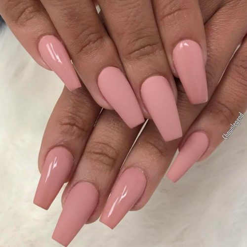 Simple Nude Nail Ideas picture 3