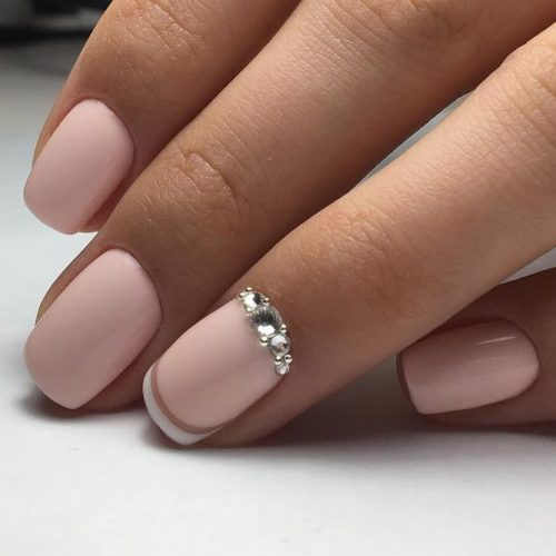 Pretty Nude Nail Designs picture 4