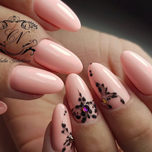 Unusual Nude Nail Designs picture 1