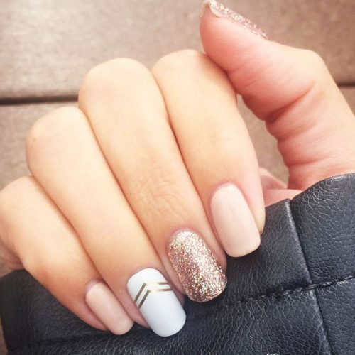 Unusual Nude Nail Designs picture 6