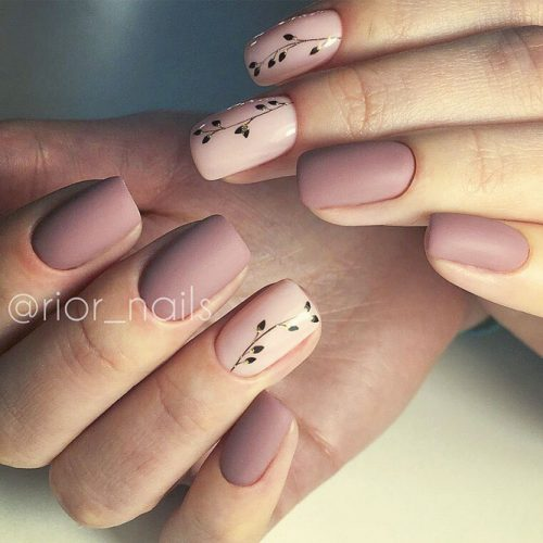 Unusual Nude Nail Designs picture 3