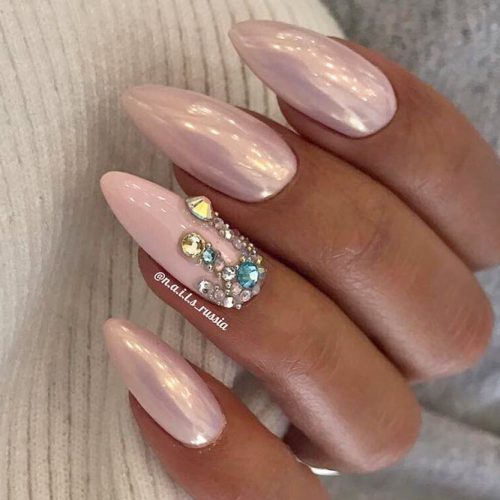 Unusual Nude Nail Designs picture 5