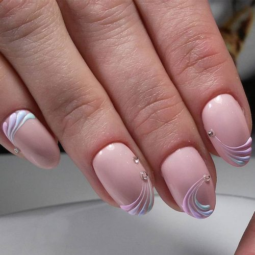 Unusual Nude Nail Designs picture 4