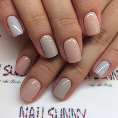 Unusual Nude Nail Designs picture 2
