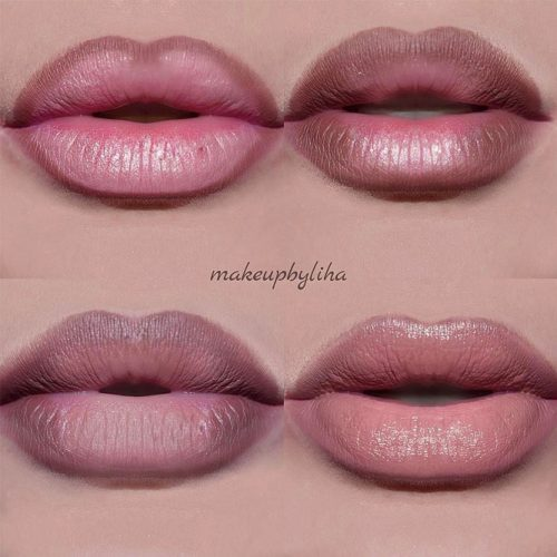 Ombre Lips Makeup Step by Step picture 6