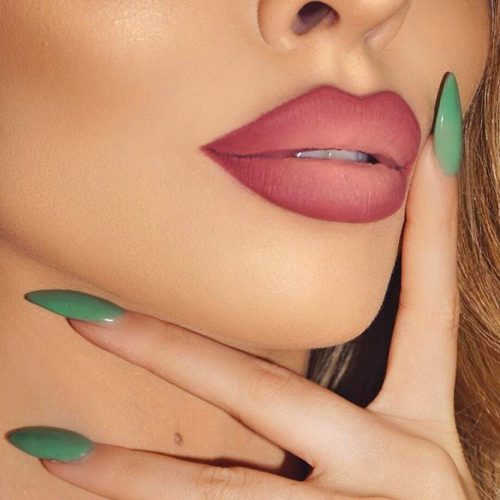 Cute Ombre Lips to Inspire You picture 4