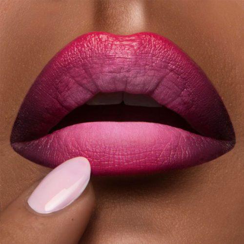 Fancy Lip Ombre Ideas picture 2