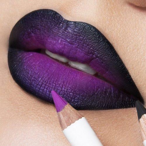 Fancy Lip Ombre Ideas picture 5