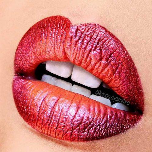 Fancy Lip Ombre Ideas picture 1