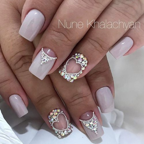 Pretty Nail Designs for Long Nails picture 5