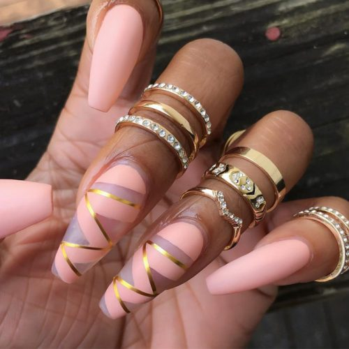 Pretty Nail Designs for Long Nails picture 3