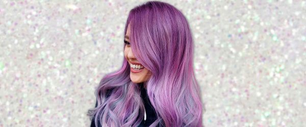 15 Gorgeous Options for Purple Ombre Hair