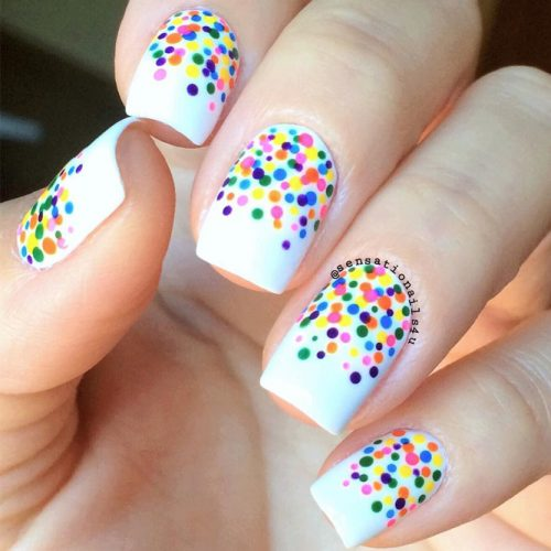 Pretty Polka Dots
