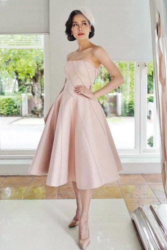 Soft Pink Graduation Dress #pinkdress