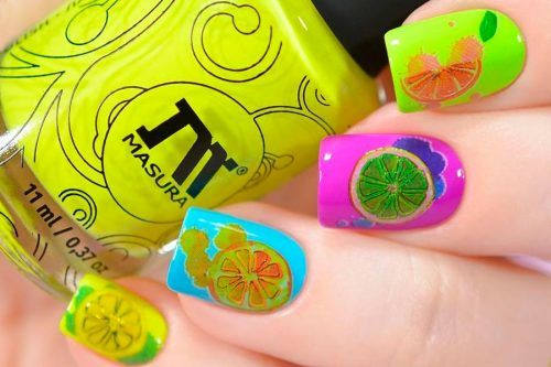 Funky Summer Nail Designs To Impress Your Friends