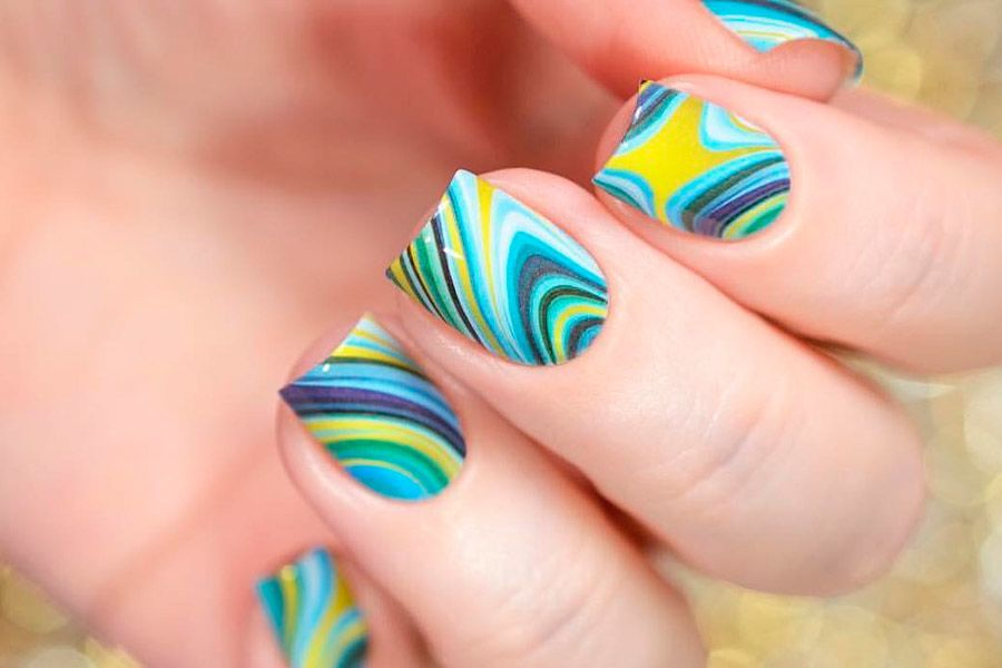 Stylish And Fun Designs For Short, Classy Nails That You Will Love