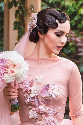 33 Beautiful Wedding Hair Styles Ideas for Your Perfect Look