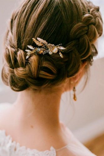 Ideas of Hair Styles with Braids picture 1