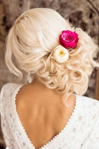 Embellished with Flowers Hairstyles picture 2