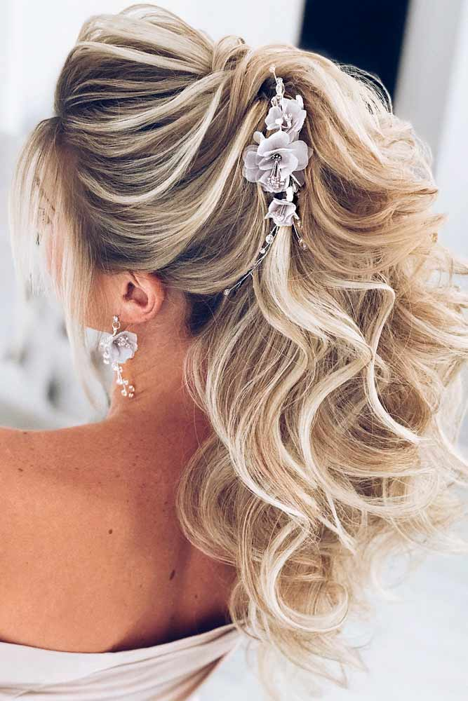 Fab Hairstyle For Long Hair #formalhairstyles #curlyhairstyles