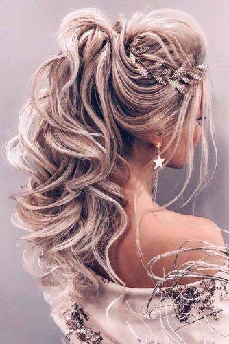 Elegant Wavy Hairstyle #wavyhairstyle #curlyhairstyle #formalhairstyle