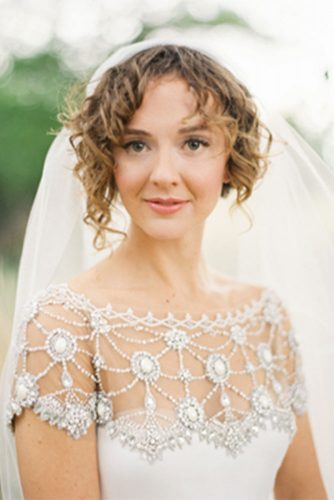 Most Popular Wedding Hairstyles for Short Hair picture 1